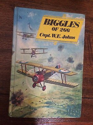 Biggles of 266 hardcover