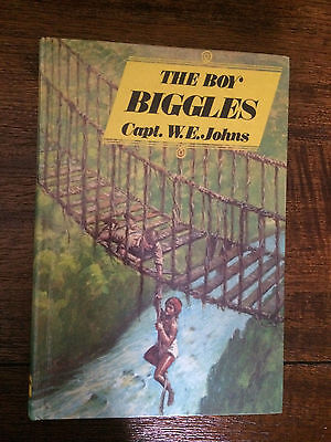 the boy biggles hardcover