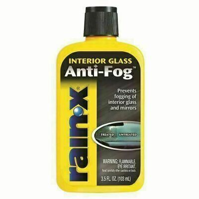 Rain-X 103mL Windscreen Anti Fog Window Glass Mirror Windshield Car Home & Boat