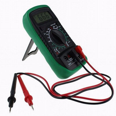 Universal Digital Multimeter Measurement Probes Test Lead Test Probe Silicone