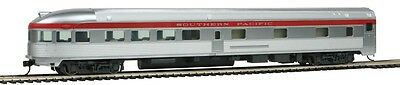 Walthers Mainline HO 910-30357 85' Budd Observation, Southern Pacific