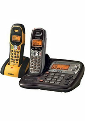 NEW UNIDEN DSS 7955 + 1WP  Cordless Phone System with Water/Dust Proof Handset