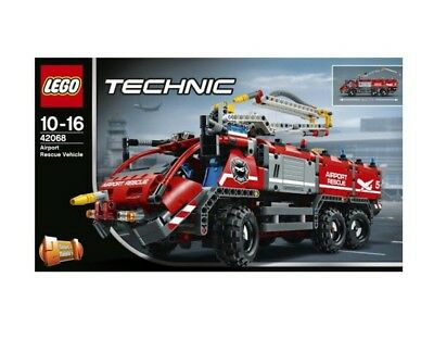 Lego Technic 42068 Airport Rescue Vehicle - New Release - Brand New
