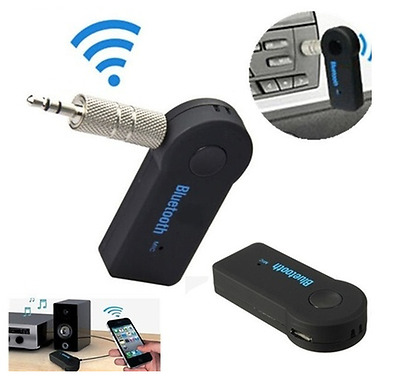 Bluetooth 4.1 Wireless Transmitter Sender A2DP AUX Audio Dongle Adapter