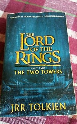 Lord of the Rings by J. R. R. Tolkien (Paperback)