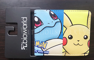 POKEMON wallet - Strong, sturdy design PU Leather. Au seller, Fast Postage