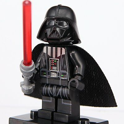 "Star Wars Darth Vader Mini Figures ""Custom"" Super Heroes Fits Lego Building TOY"