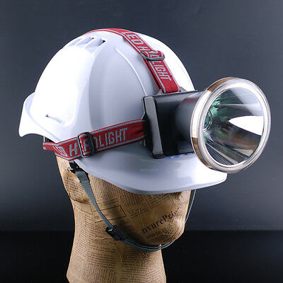 Safety Mining Lamp Waterproof Searching Headlamp Rechargeable Explosion proof