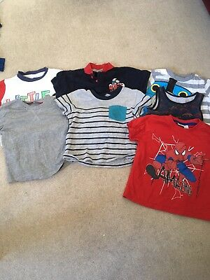 18 - 24 Month Boys Tshirt Jumper Bundle