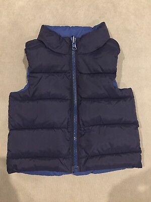 Country Road Toddler Boys' Vest. Size 1(12 - 18 months) EUC