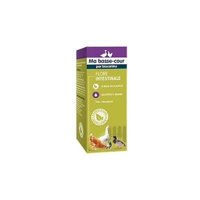 Biocanina Ma Basse-cour Flore Intestinale Solution 30ml