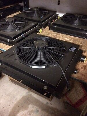 Akg Dcs30-12 Hydraulic Oil Cooler Cool-Line