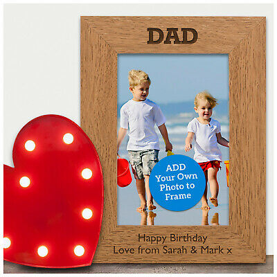 PERSONALISED Birthday Gifts For Dad Daddy