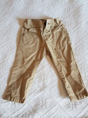 Baby boys next chinos 3-6 months