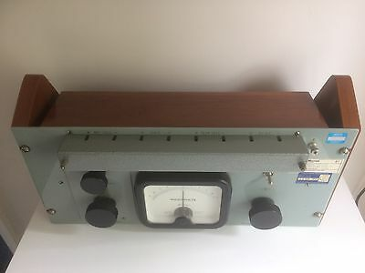 Vintage Marconi Instruments Standard Cell Comparator Model Nos. 5256A