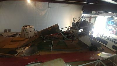 Pitts S1S complete fuselage