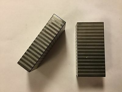 Set of 2 Magnetic Parallels
