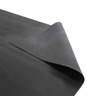 10' Extreme Duty Black RV EPDM Rubber Roofing | By the foot