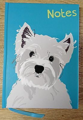 Westie and Friends Tea Towel Waggy Tails