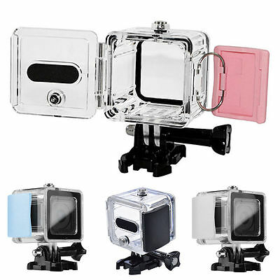 60m Waterproof Housing Case Cover For Gopro Hero 4 Session Camera Accessories