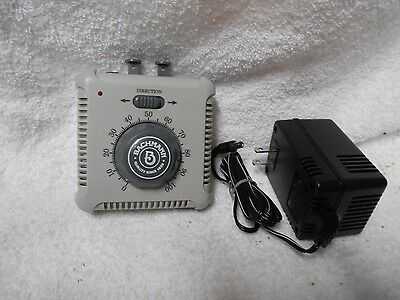 BACHMANN EZ POWER PACK & GRAY SPEED CONTROLLER 46605 HO N SCALE transformer new