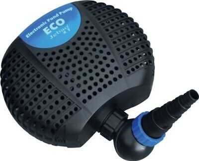 Jebao Eco Energy Saving Submersible Pond Dirty Water Filter Pump 6500L/H GS/CE