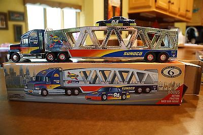 Sunoco 1999 Collector's Edition Car Carrier 6th in Series
