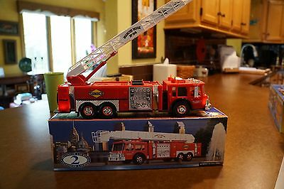 Sunoco 1995 Collector's Edition fire Truck 2nd in Series
