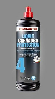 MENZERNA Liquid Carnauba Protection - 250 ML - Protection