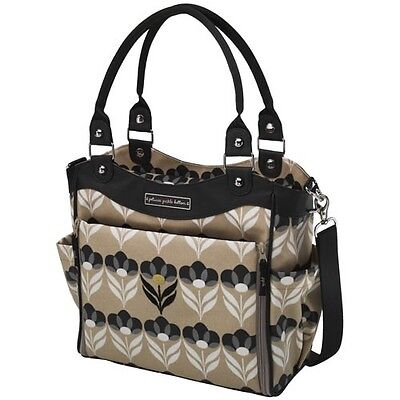 Petunia Pickle Bottom City Carryall Midnight In Malmo Baby Changing Bag New