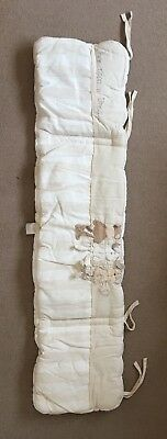 Mamas And Papas Once Upon A Time Cot Bumper Excellent Condition (£59 New)