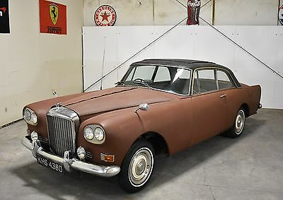 1963 Bentley Other Continental S3 Coupe 1963 Bentley Continental S3 COUPE Chinese Eye ONLY 311 MADE WE SHIP WORLDWIDE!!!