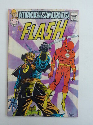 The Flash #181 VG / FN - 1968