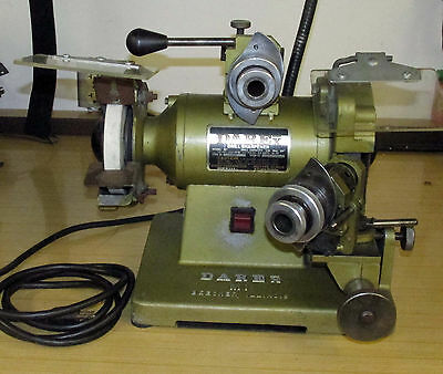 Darex M1 Drill Sharpener 1/3 HP