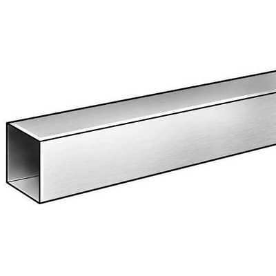 4YTR1 GRAINGER APPROVE Stainless Steel Blank Stock,Sq,316SS,1//4x1//4 In x 6 ft L