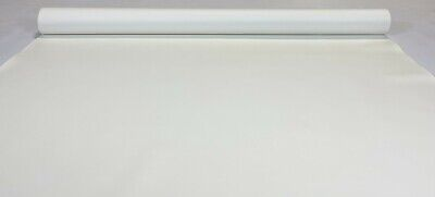 """Marine Vinyl Fabric Bright White Car Boat Upholstery 10 Yards Outdoor 54""""Wide"""