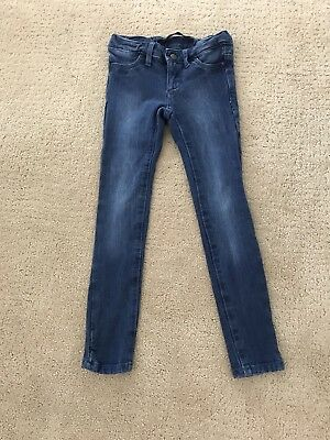 Joe's Jeans Girls Stretchy Jeggings Size 6 GUC