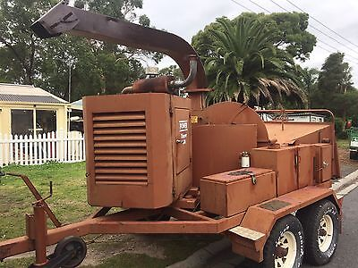 wood chipper mulcher 12 Inch