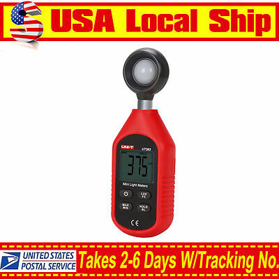 Digital Photometer Illuminometers Light Meter Luxmeter Lux/FC For Laboratories