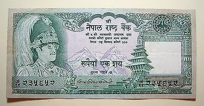 Nepal 100 Rupees Bank Note...Good used note