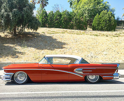 1958 Buick Other  1958 Buick Super Coupe 2 door