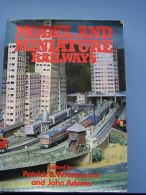 Model And Miniature Railways Book  (500+ Pages)