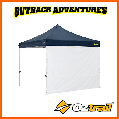 2 x OZTRAIL  GAZEBO SOLID WALL FOR 3 x 3m DELUXE, STANDARD GAZEBO