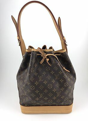 Authentic Louis Vuitton Noe Large Handbag Shoulder bag