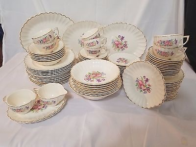 Leigh ware set, Leigh Potters Set, Leigh ware full Set, Leigh ware dinner set,