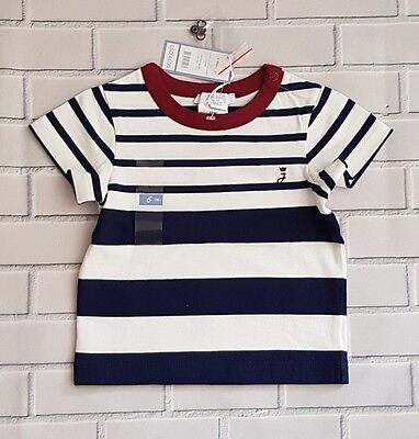 JACADI French Designer Brand Boy's Top, New With Tags, Size 6 months