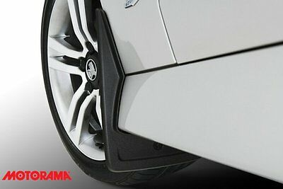 Genuine GM Holden Moulded Front Mudflaps Suit VE Commodore SV6 SS SSV #92179318