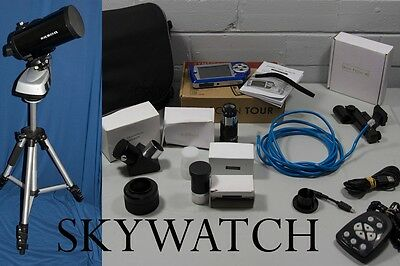 Skywatching Package, Programmable mount , Synscan Tour Hand Control, Saxon Scope
