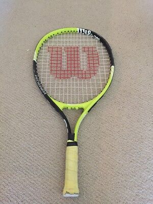 Wilson Kids Tennis Racket