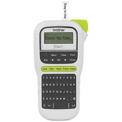 Brother P-touch Easy Portable Label Maker (PTH110) New